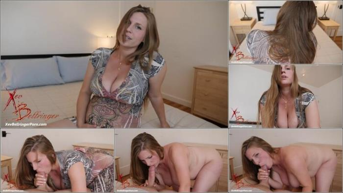 ManyVids - Xev Bellringer - Pregnant Mommy Swallows (1080p/FullHD)