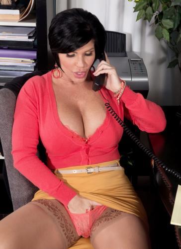 Shay Fox - Shay`s office creampie (FullHD)