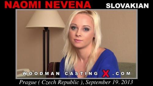Naomi Nevena - Casting And Hardcore (FullHD)
