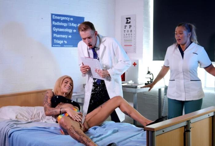 DoctorAdventures/Brazzers: We Need Cum, Stat! - Bonnie Rotten [2020] (HD 720p)