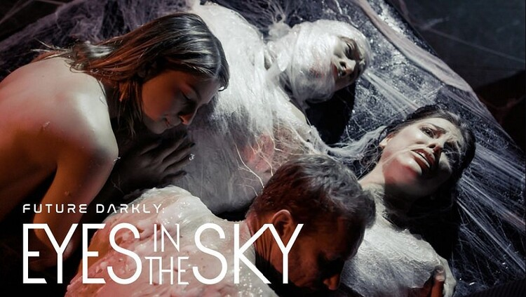 Adriana Chechik, Kristen Scott: Eyes In The Sky (FullHD / 1080p / 2020) [PureTaboo]