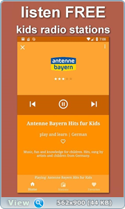 Child Radio Tuner Pro v1.5 (2020) (Eng)