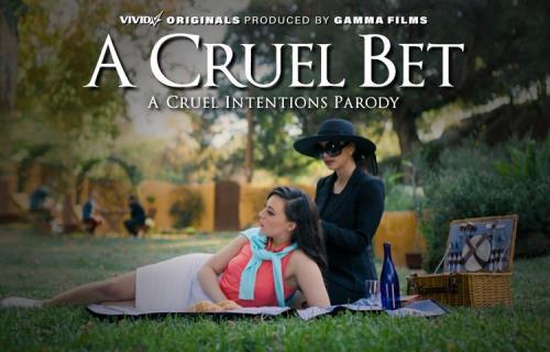 Abigail Mac, Whitney Wright - A Cruel Bet: A Cruel Intentions Parody (FullHD)