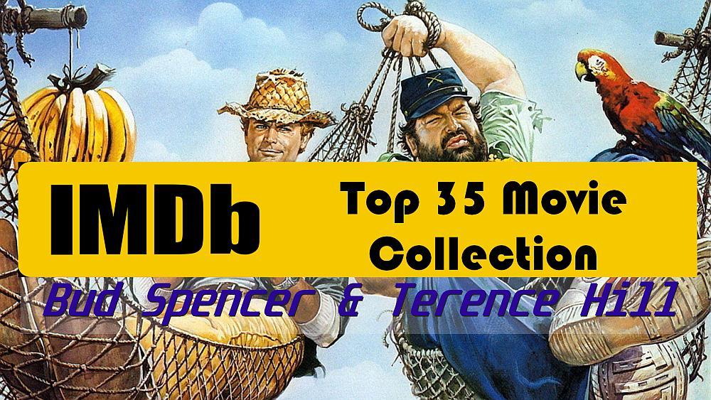 Alle Bud Spencer Filme Liste