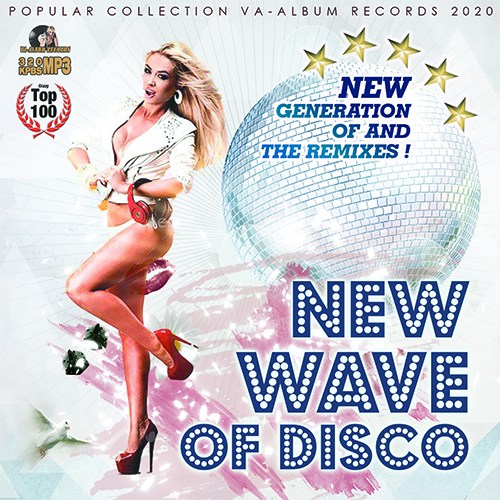 New Wave Of Disco (2020)