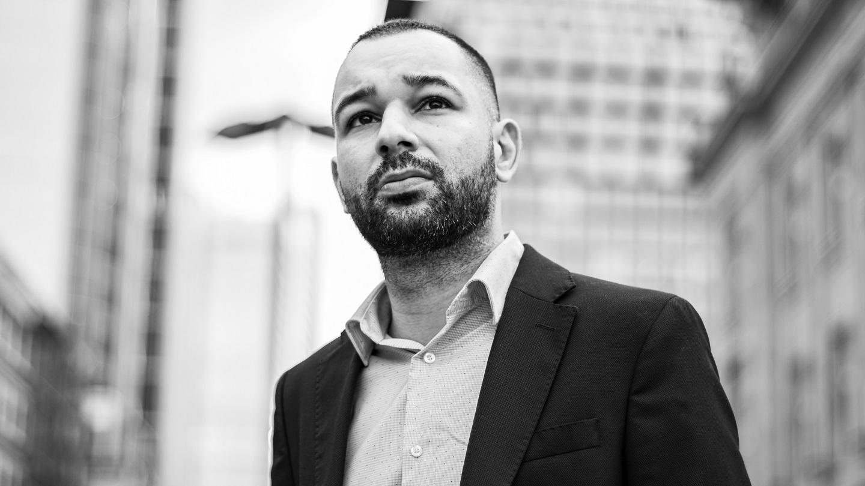 Mohamed Ali Oukassi in Frankfurt 3