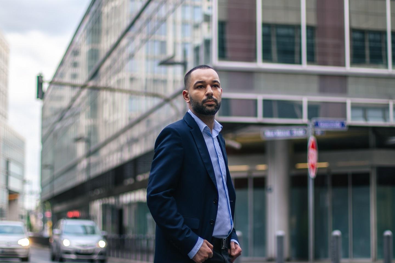 Ali Oukassi Business Geschäftsmann 2