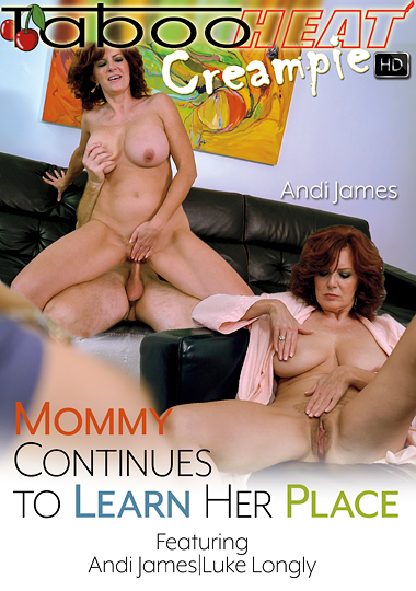 BareBackStudios/Taboo Heat/Clips4Sale - Andi James - Mommy Continues to Learn Her Place (FullHD/1080p/1.45 GB)