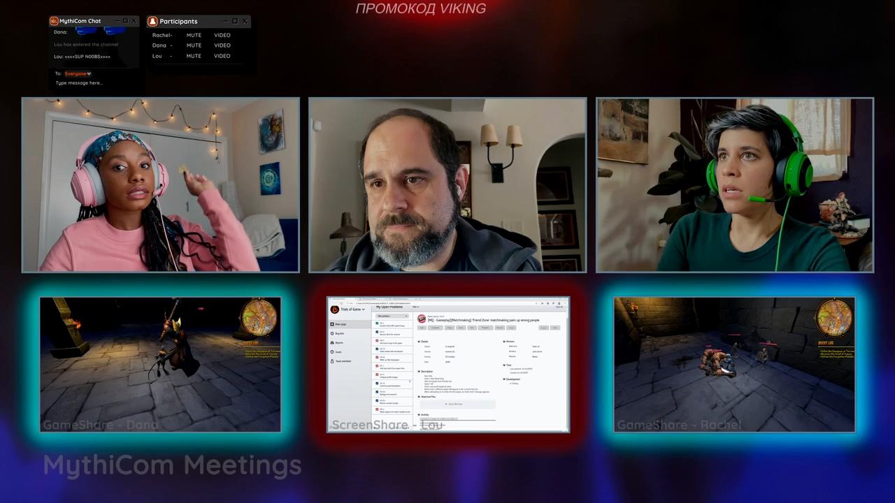 Мистический квест: Пир ворона (2 сезон: 0 серии из 9) (2020) WEBRip 720p   Octopus