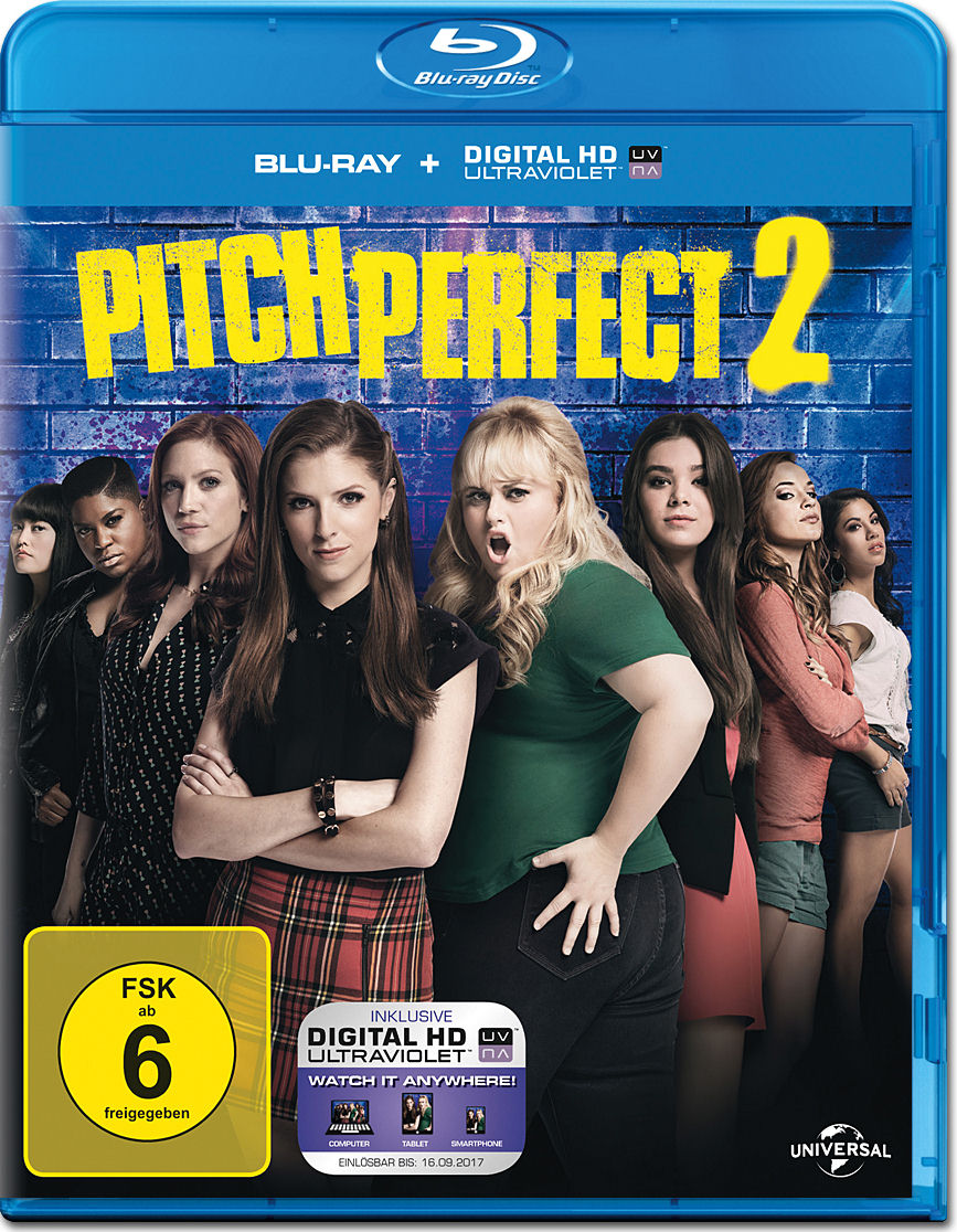 Pitch Perfect 2 Stream German