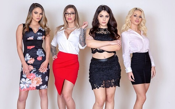Valentina Nappi, Athena Faris, Karma Rx - Scammers 1080p Cover