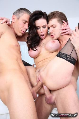 Kendra Lust - Kendra's First Ever DP (FullHD)