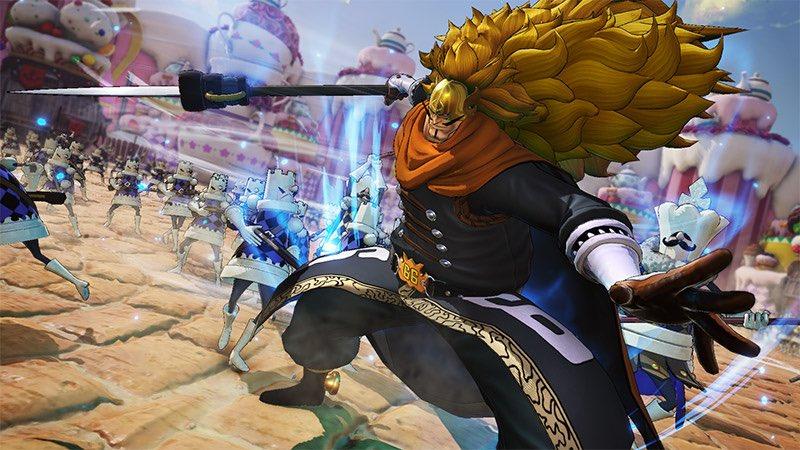 One Piece Pirate Warriors 4 Rh7qwy93