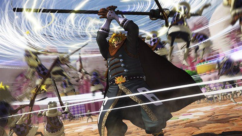 One Piece Pirate Warriors 4 Y8babbei
