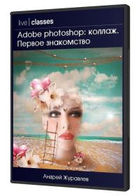 Adobe photoshop: коллаж. Первое знакомство (2020) HD