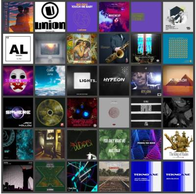 Beatport Music Releases Pack 2158 (2020)