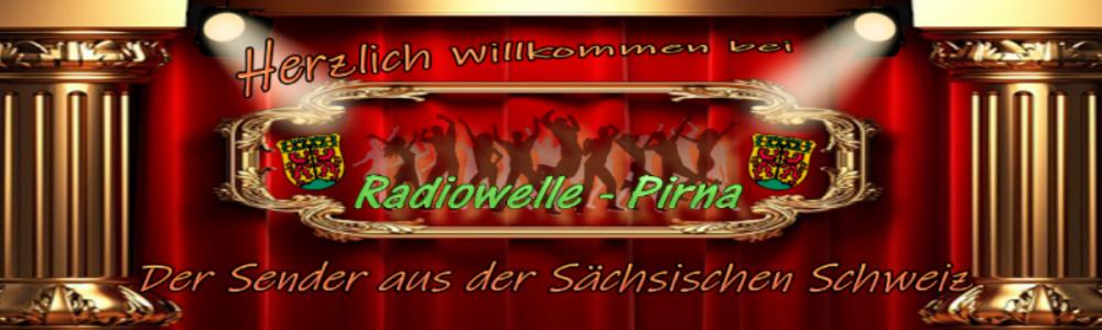 Radiowelle Pirna mit großen Herz