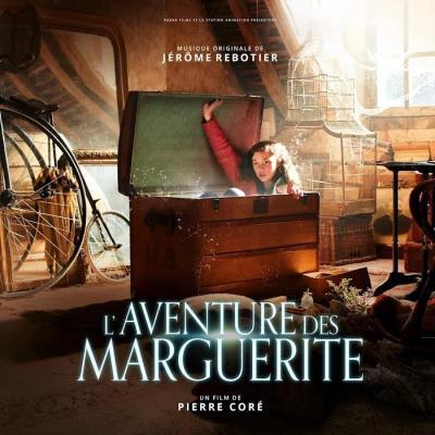 Jerome Rebotier - Laventure Des Marguerite (Bande Originale Du Film) (2020)