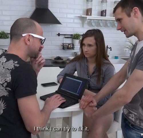 Stasya Stoune - Computer guy will fuck your gf (FullHD)