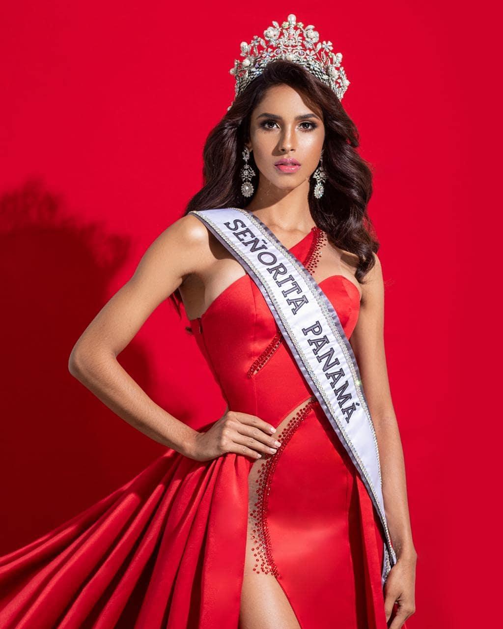 Coronan oficialmente a la nueva Señorita Panamá 2020, Carmen Jaramillo 26l3wdju