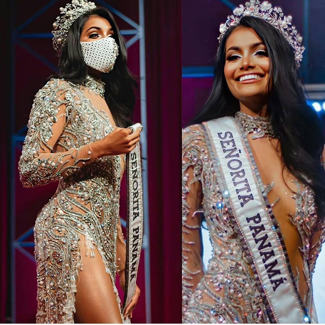 Coronan oficialmente a la nueva Señorita Panamá 2020, Carmen Jaramillo Ep6d3p38