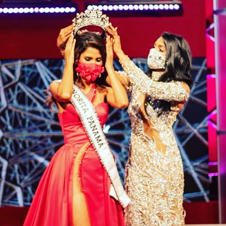 Coronan oficialmente a la nueva Señorita Panamá 2020, Carmen Jaramillo Qpnoakio