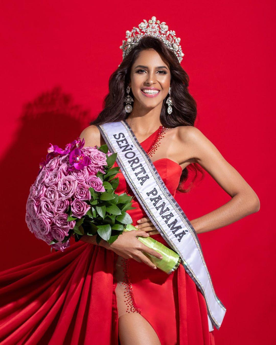 Coronan oficialmente a la nueva Señorita Panamá 2020, Carmen Jaramillo Rhk3kmrh
