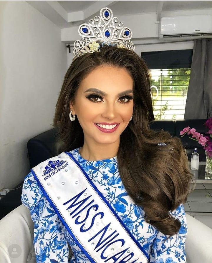 Una ingeniera agroindustrial de 23 años es elegida 'Miss Nicaragua 2020' 4edc4s7y