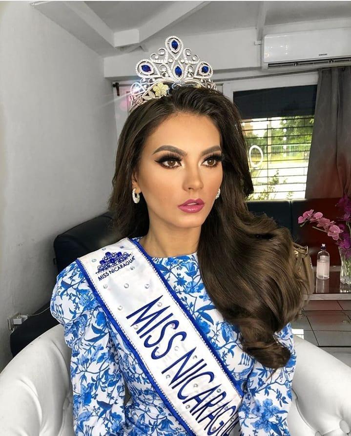 Una ingeniera agroindustrial de 23 años es elegida 'Miss Nicaragua 2020' Klqov6bb
