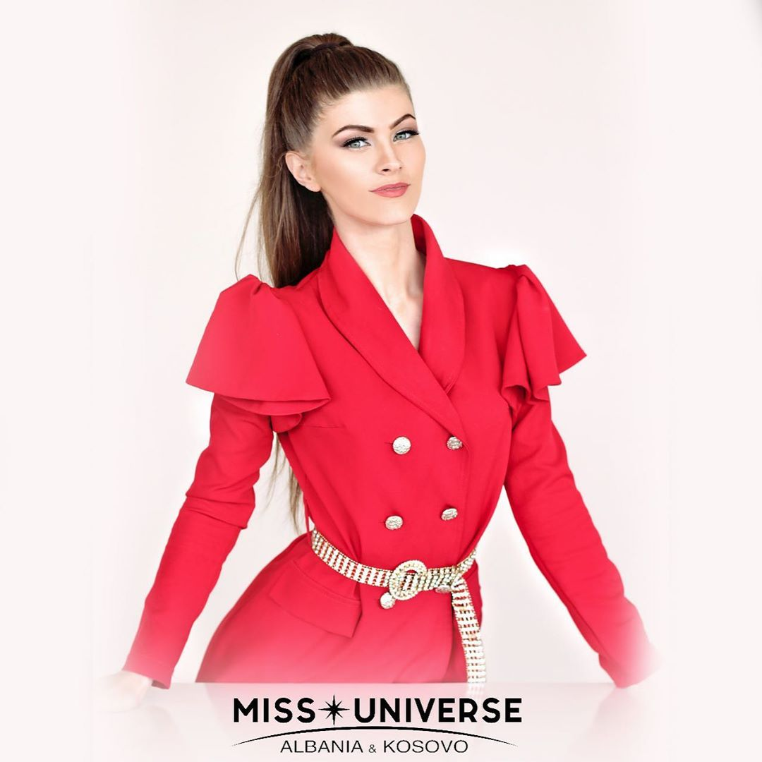 candidatas a miss albania & kosovo 2020. final: 17-18 sept. Befgha5s