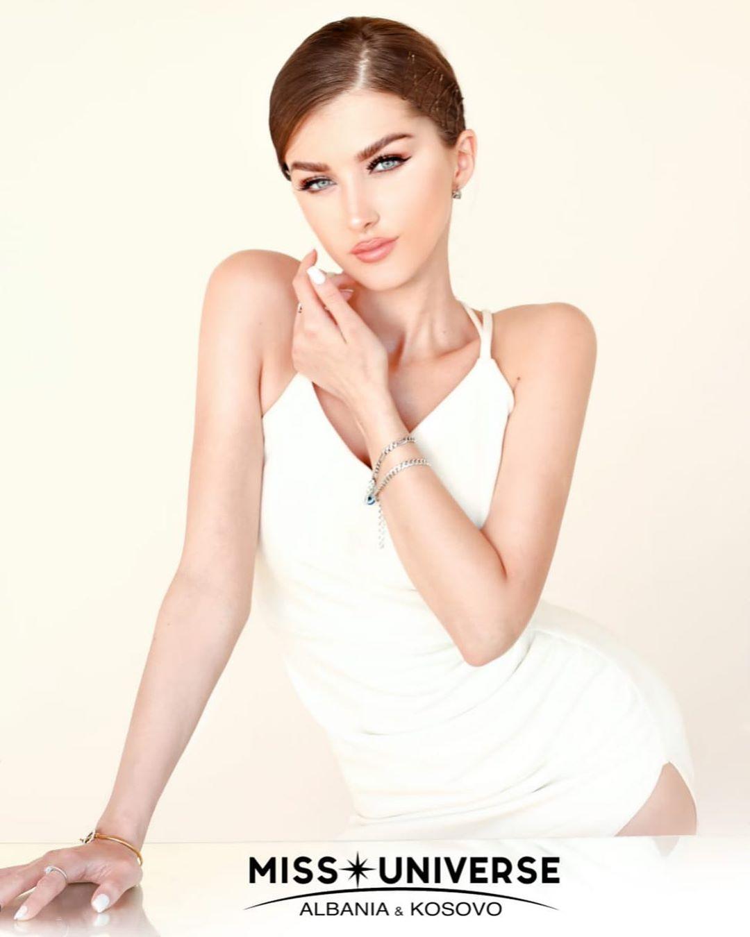 candidatas a miss albania & kosovo 2020. final: 17-18 sept. Iyfybzge