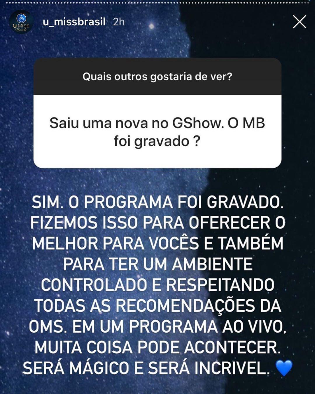 NOTÍCIAS SOBRE CONCURSOS DE BELEZA BRASILEIROS. - Página 4 2bxm4xfd