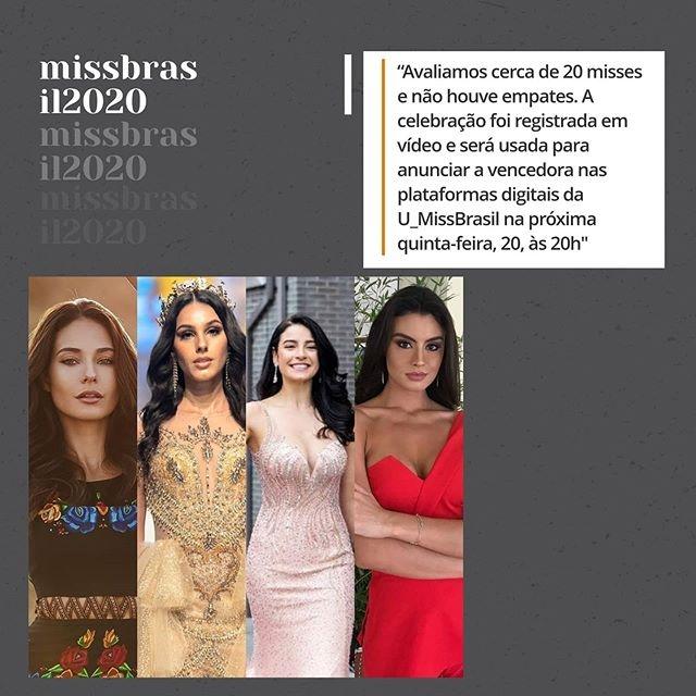 NOTÍCIAS SOBRE CONCURSOS DE BELEZA BRASILEIROS. - Página 4 99pmpzae