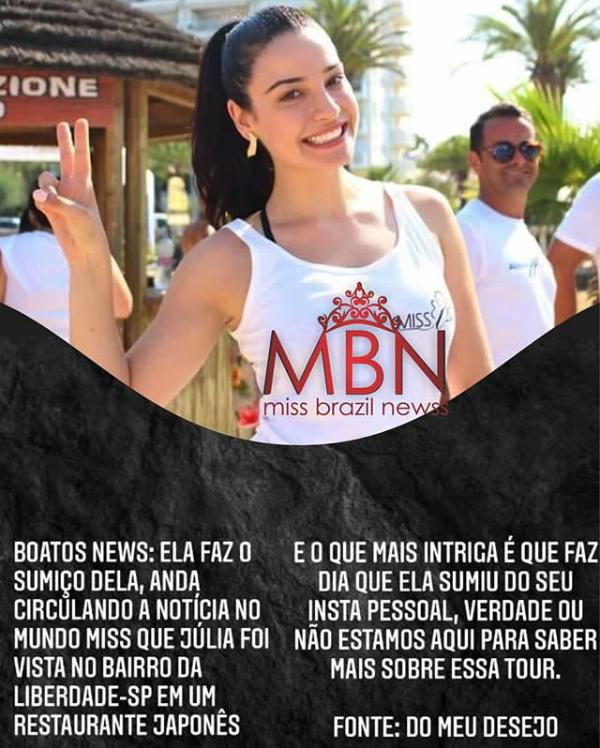 NOTÍCIAS SOBRE CONCURSOS DE BELEZA BRASILEIROS. - Página 5 79uuo7wi