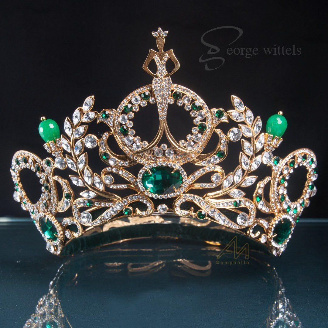 1 de estas coronas sera usada por miss grand colombia. Qw6m9an5