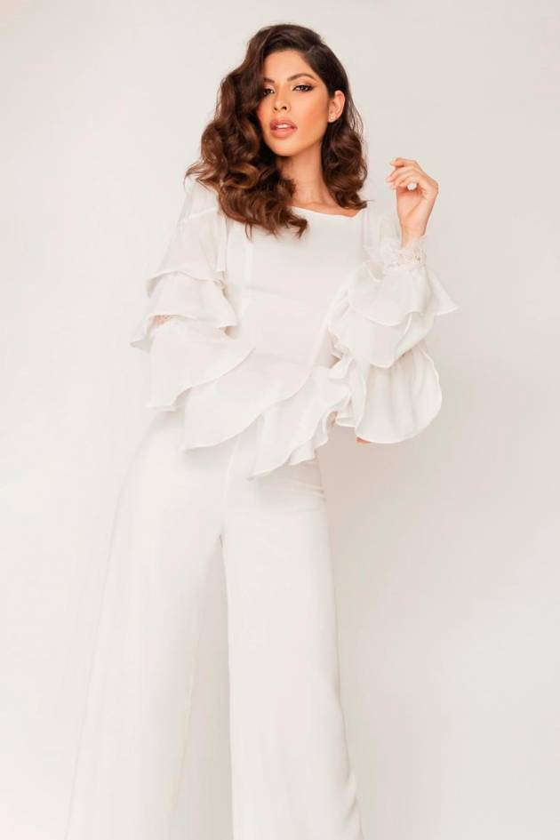 Laura Olascuaga, un paso más cerca de su sueño de Miss Universo U2utped3