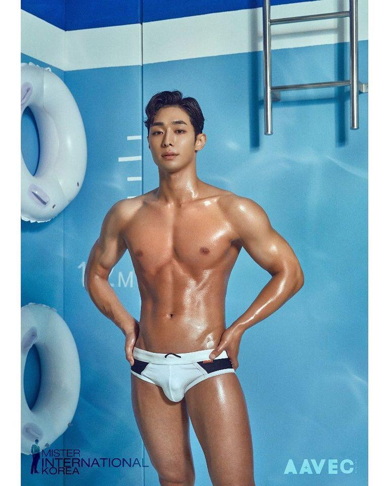 man of the world korea 2020. F867vgwj