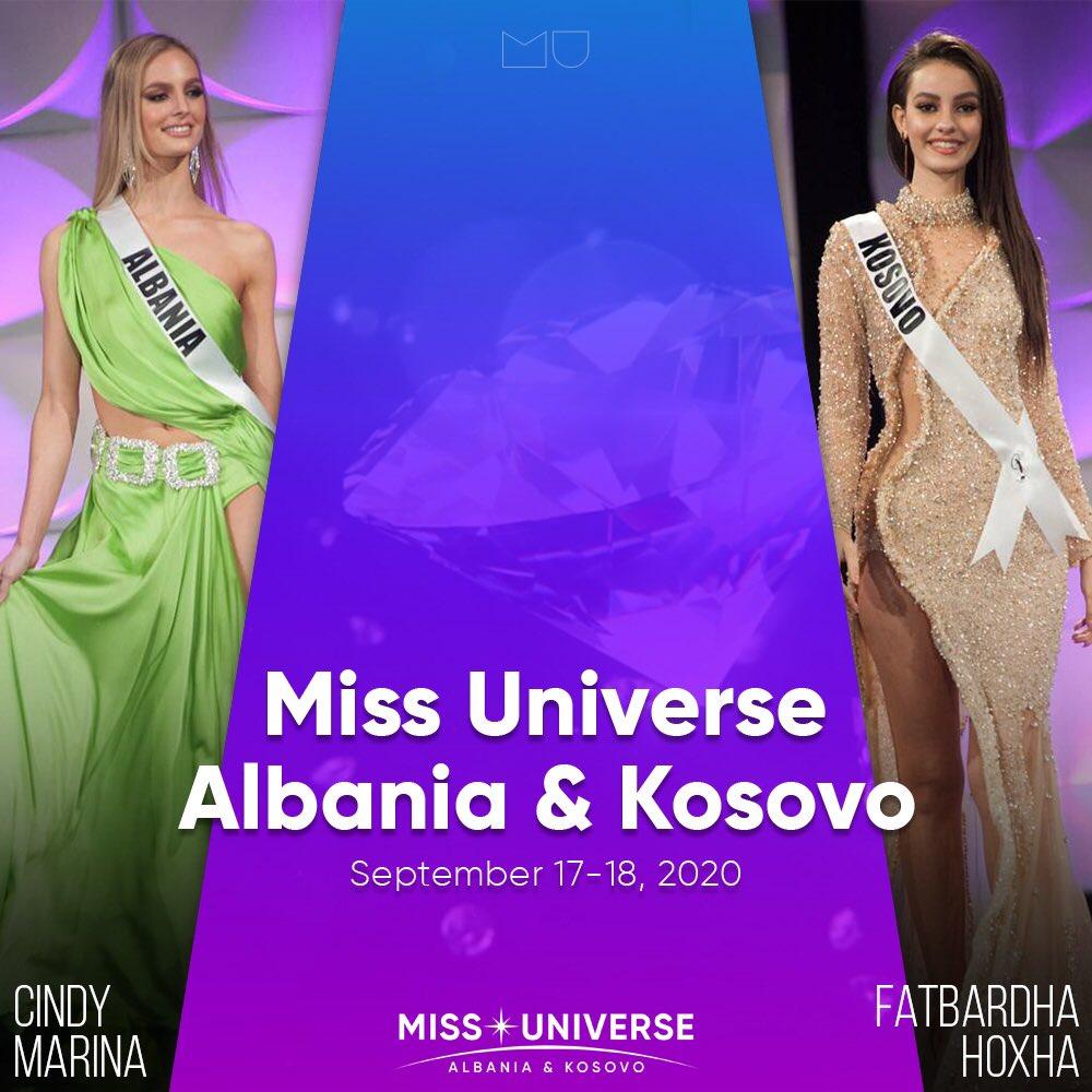 candidatas a miss albania & kosovo 2020. final: 17-18 sept. - Página 2 Vmpwvj4x