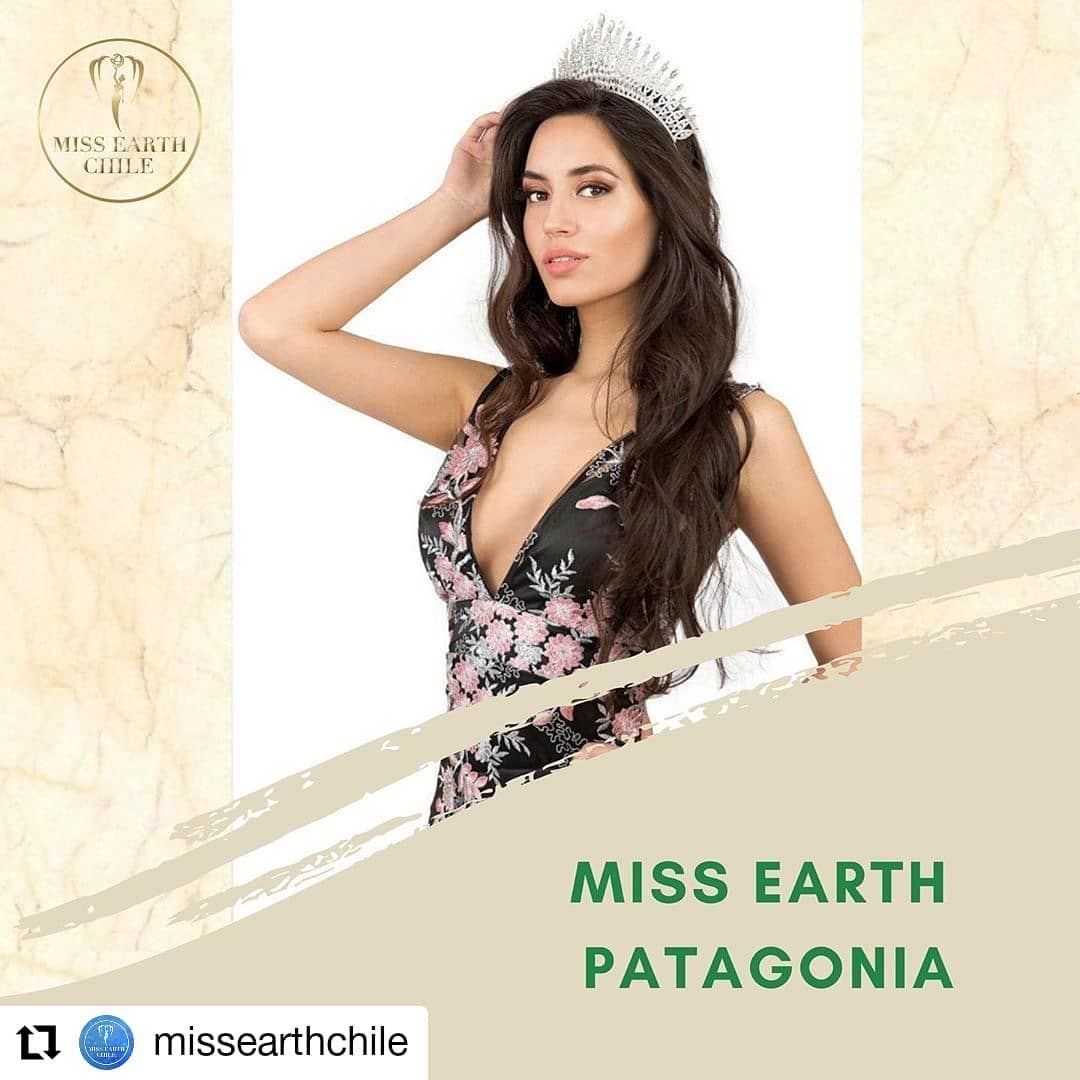 candidatas a miss earth chile 2020. final: 21 sept. (top 10 pag 4). Ajtenizu
