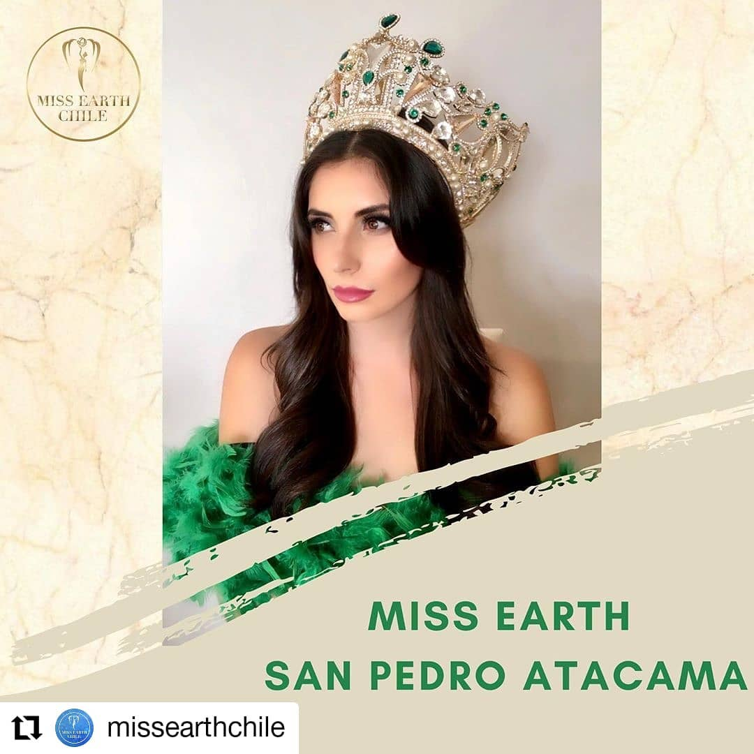 candidatas a miss earth chile 2020. final: 21 sept. (top 10 pag 4). Xf8bga74