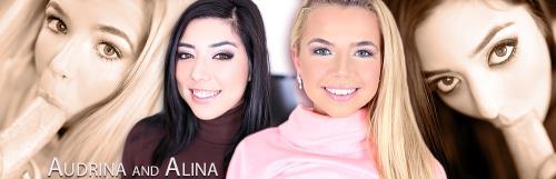 Audrina Rossi, Alina West - Introducing 'Audrina' and 'Alina' (HD)