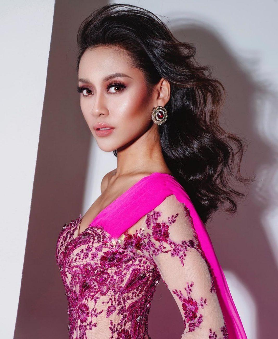 francisca luhong james vence miss universe malaysia 2020. 9m6pqcup