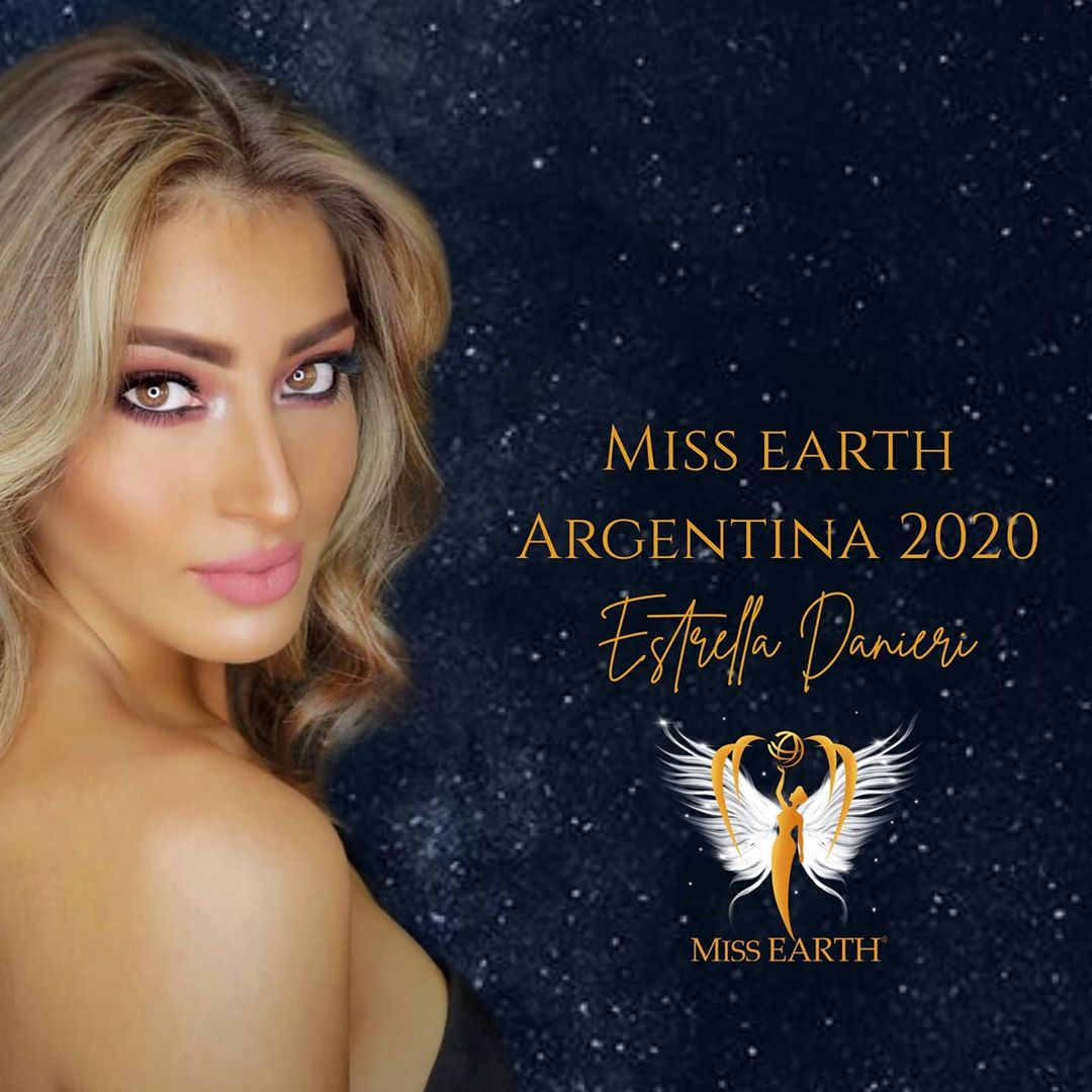 estrella vence miss earth argentina 2020.  H2gkhcud