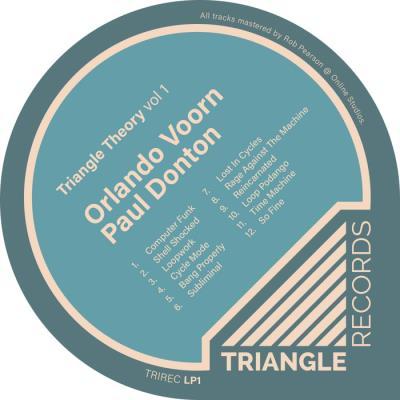 Orlando Voorn & Paul Donton - Triangle Theory, Vol. 1 (2020)