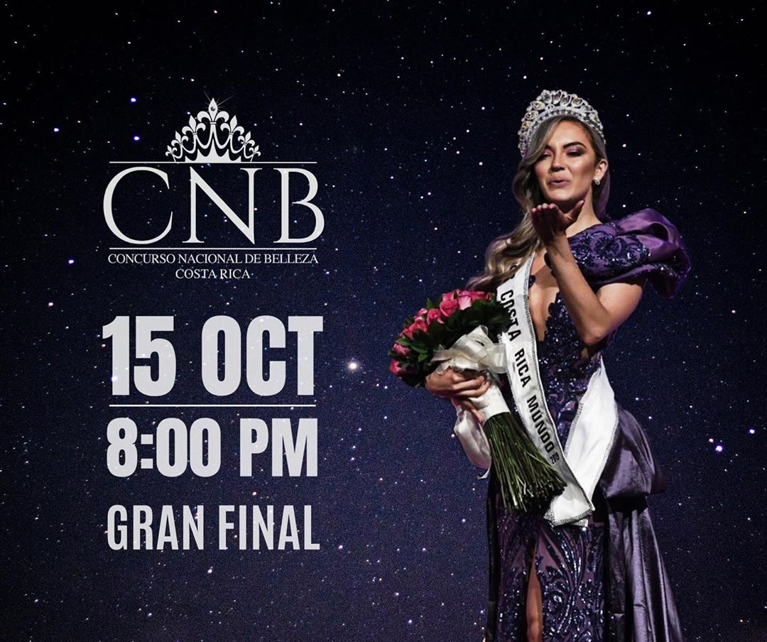 candidatas a miss costa rica mundo 2020. final: 15 oct. - Página 3 Pupi3rip