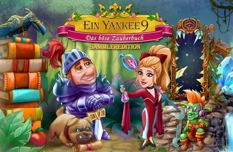 Ein Yankee 9 Das boese Zauberbuch Sammleredition German-MiLa