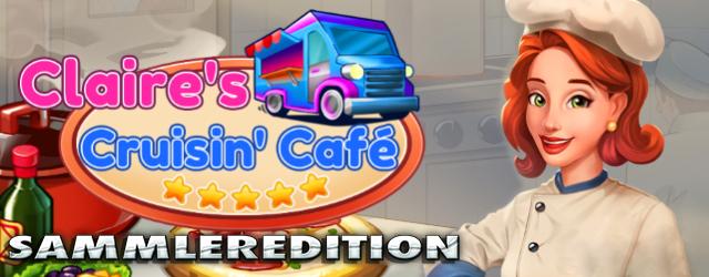 Claires Cruisin Cafe Sammleredition German-MiLa