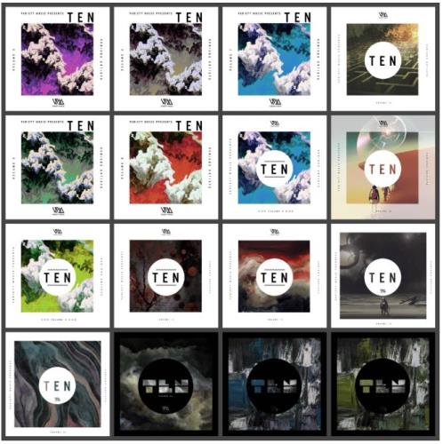 Variety Music Pres. Ten Colection (2018-2020)