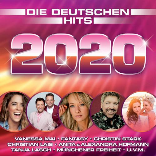 Die Deutschen Hits 2020 (2CD) (2020)