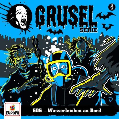 Gruselserie - Folge 6: SOS - Wasserleichen an Bord (2020)